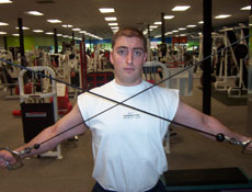 Tricep Pressdown With Cable